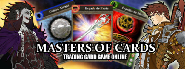 Masters of Cards - Card Game